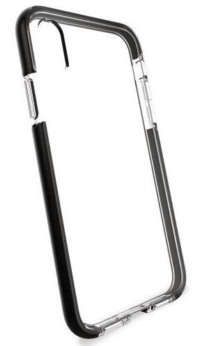 Puro Flex Shield pouzdro pro Apple iPhone Xr, černá
