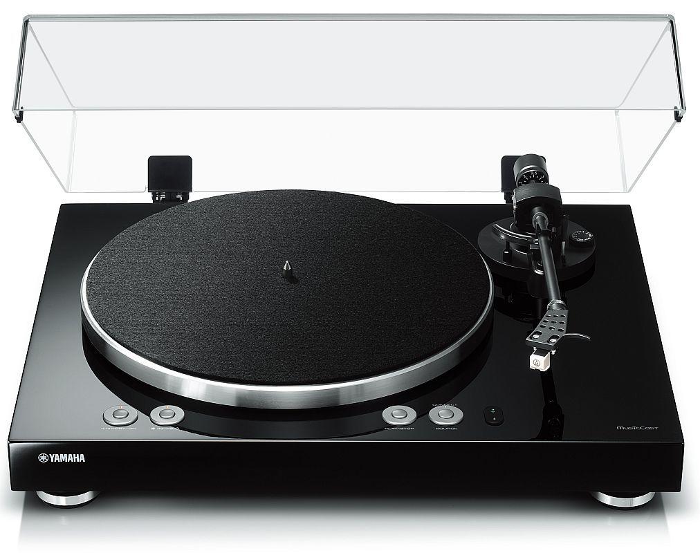 Yamaha TT-N503 MusicCast Vinyl 500 černý