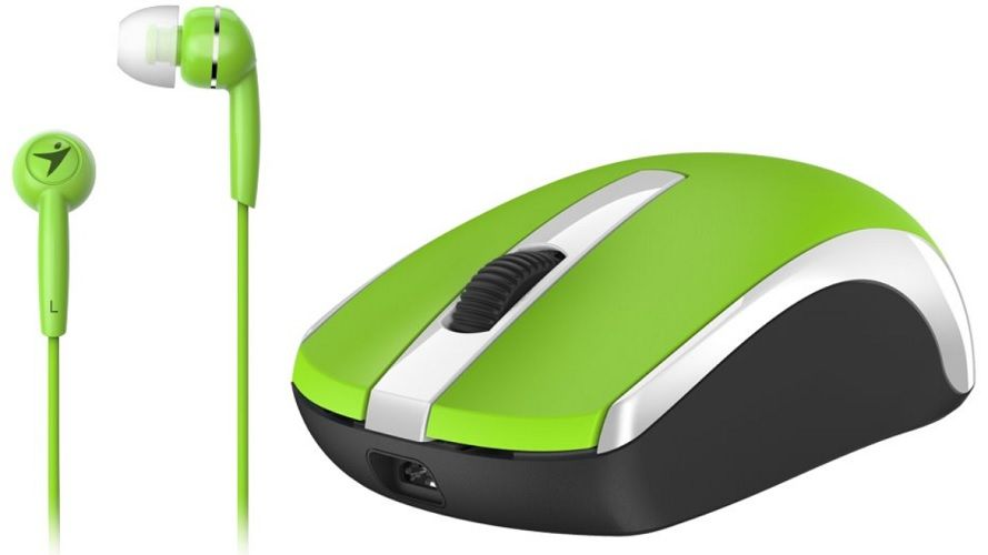 Genius MH-8100 bezdrátová myš + sluchátka a946ad6bef2