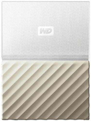 Western Digital My Passport Ultra 2TB USB 3.0 zlatý