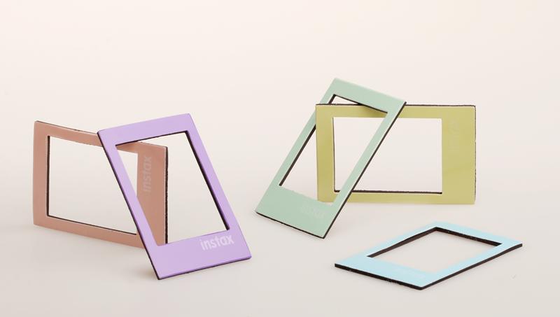 Fujifilm Instax magnetické rámečky 5ks, Pastel
