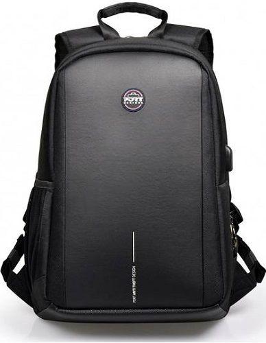 """Port Designs Chicago Evo Backpack taška na notebook 13""""/15.6"""" černá"""