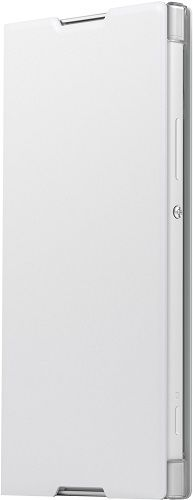 Sony Style Cover pro Sony Xperia XA1 Ultra, bílá