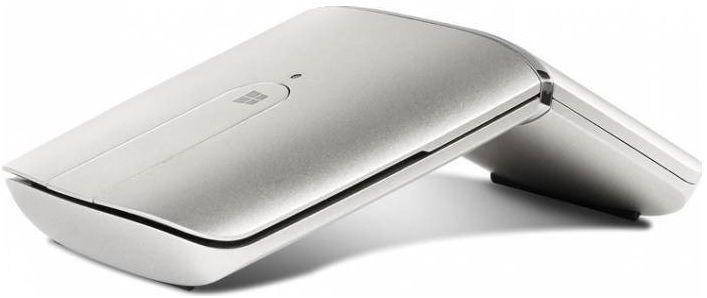 Lenovo Yoga Mouse stříbrná