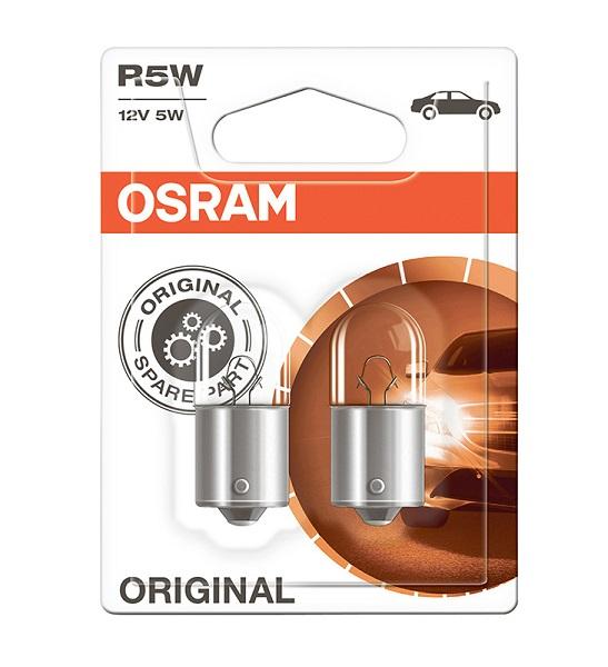 OSRAM R5W, Autožárovka 12 V/5 W