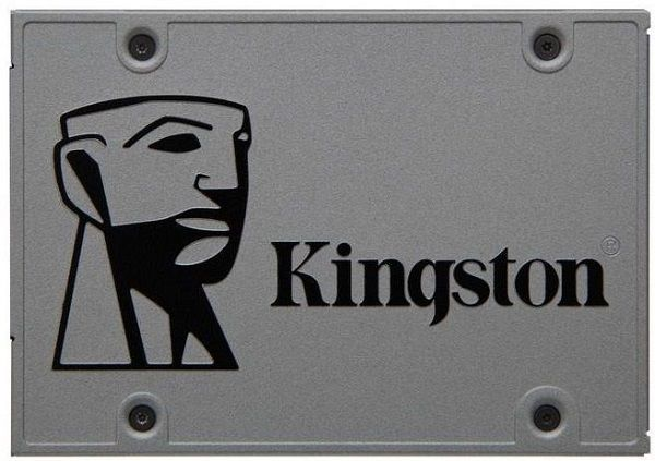 Kingston UV500 240 GB + montážní kit