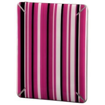 "HAMA 106310 Ochranný kryt ""Pink Stripes"" ""pro iPad"""