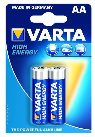 Varta high energy LR06 4906/2