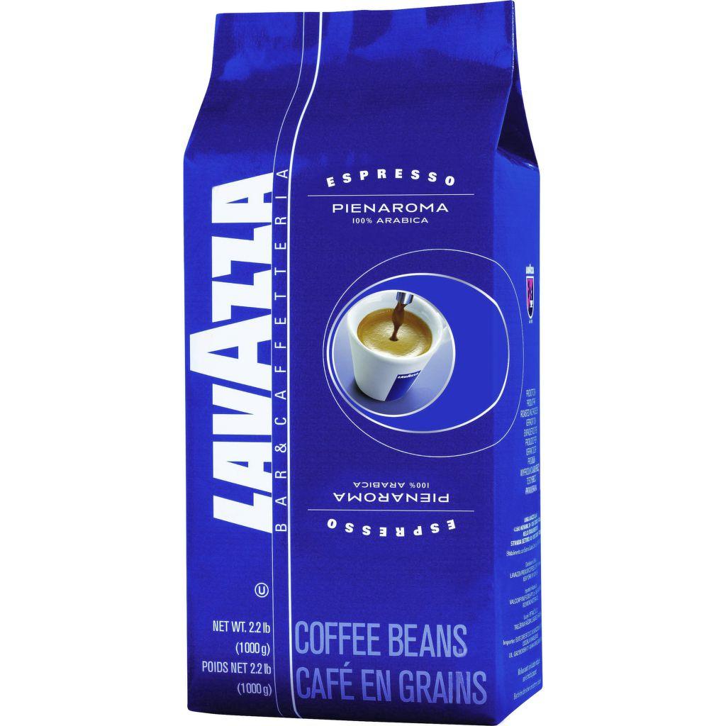 Lavazza Pienaroma - zrnková káva 1kg