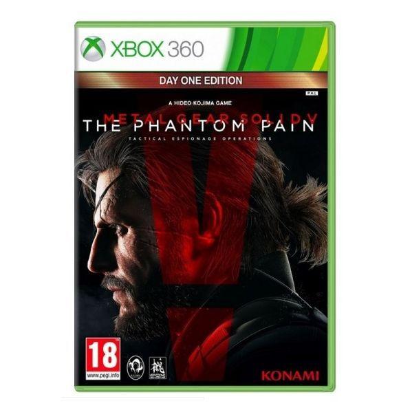 XBOX 360 - Metal Gear Solid V The Phantom Pain