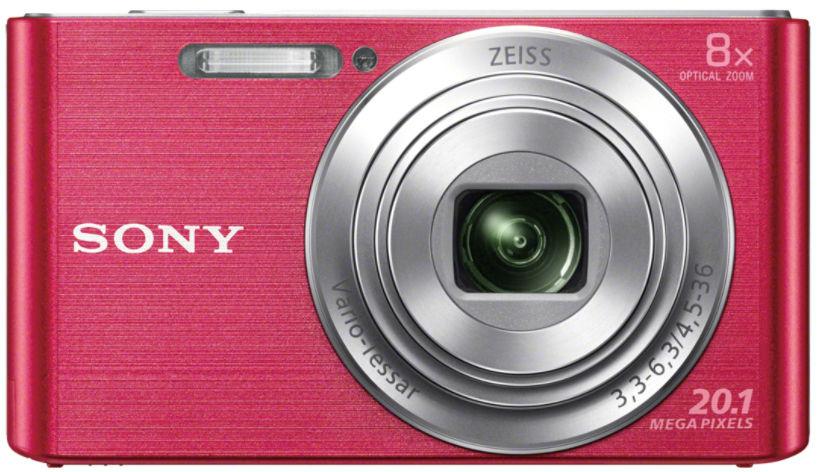 Sony CyberShot DSC-W830 (růžový)