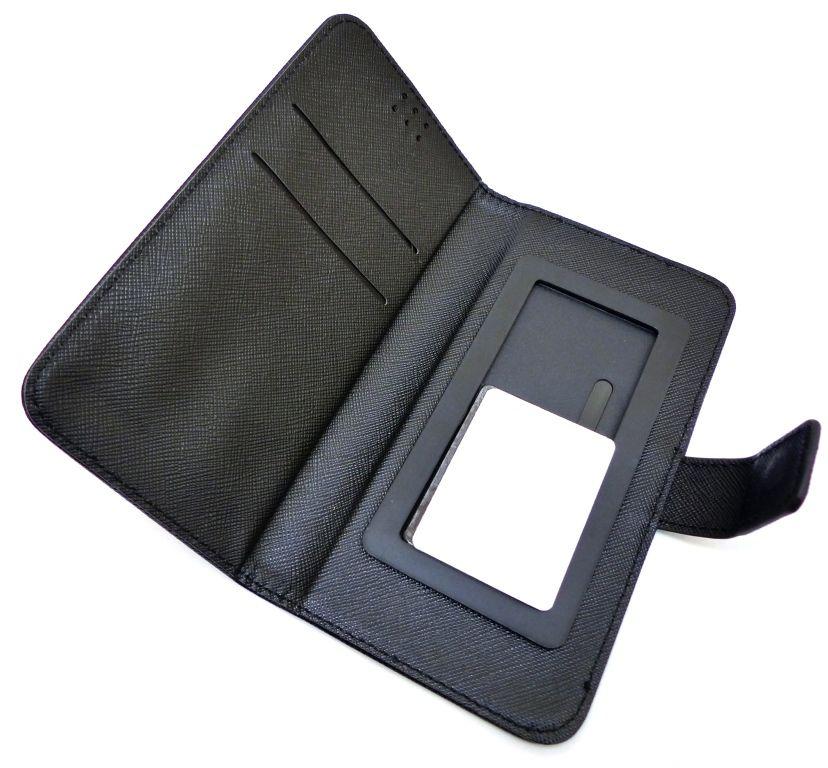 "Winner pouzdro Pure UniBook 4"" (černé)"