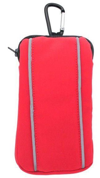 RED ANT 4XXL Softshell pouzdro pro Galaxy Note 4 (červené)