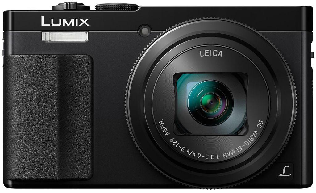 Panasonic Lumix DMC-TZ70 (černý)