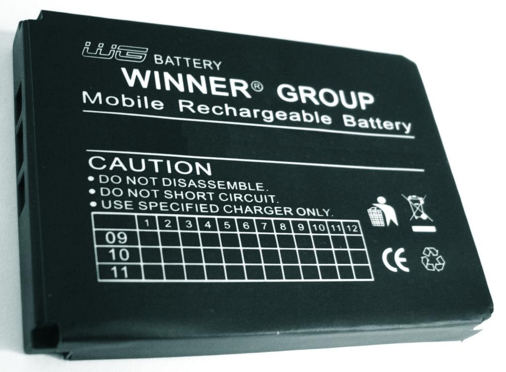 Winner baterie pro Sony Xperia J (Li-Pol 1800mAh)