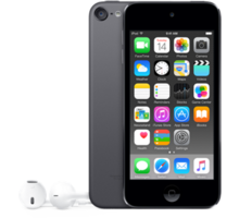 Apple iPod Touch 64GB (šedý) MKHL2HC/A