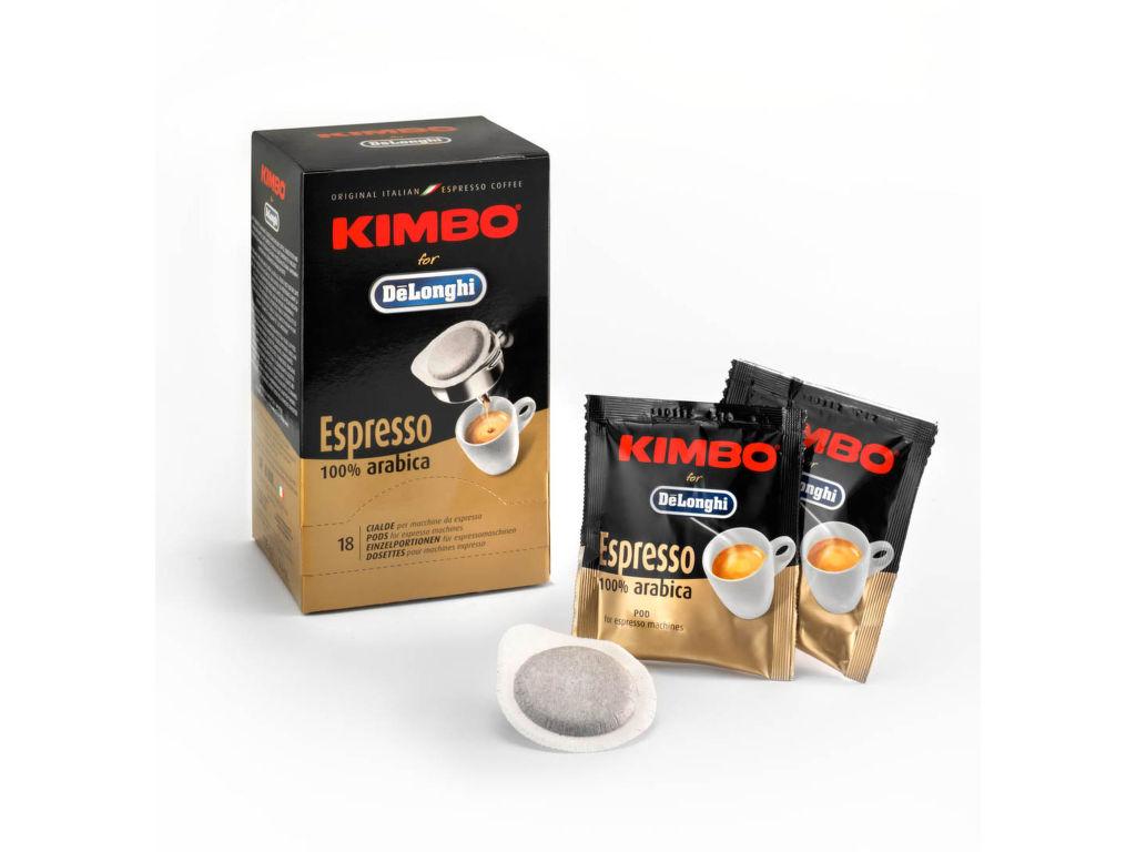 DéLonghi Kimbo Arabica pody (18ks)