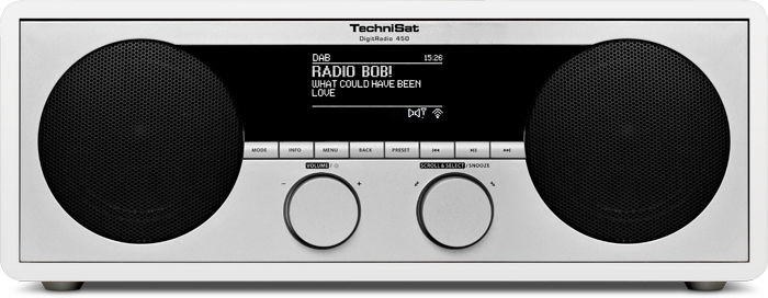 TechniSat DigitRadio 450 (bílé)