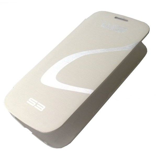 Winner pouzdro Flipbook Galaxy S III (bílé)