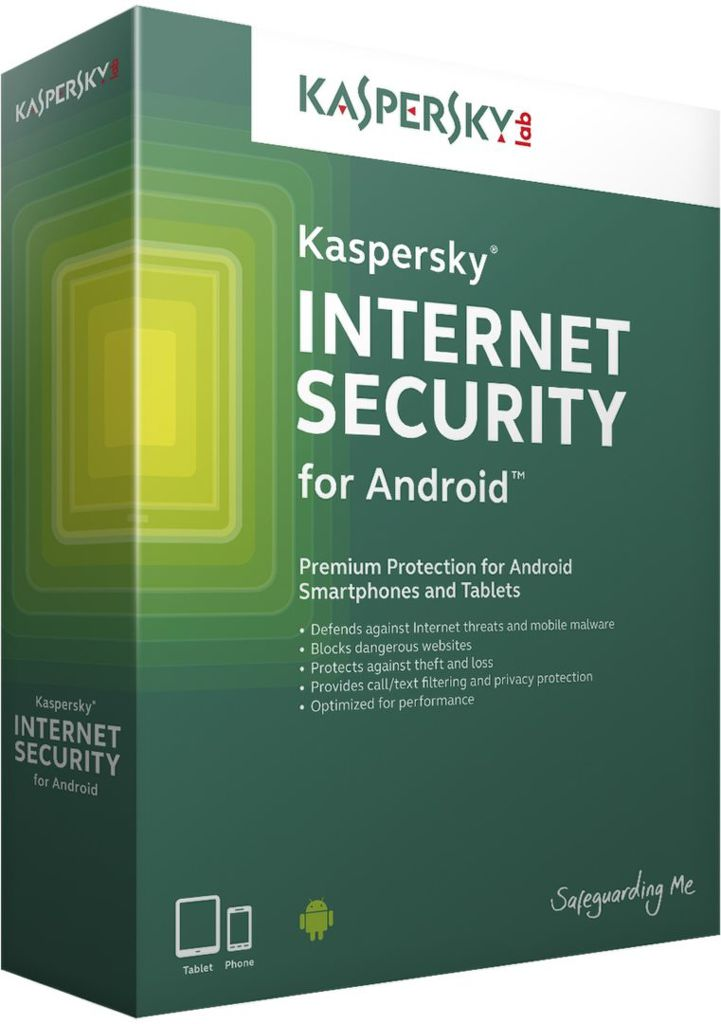 Kaspersky Internet Security ANDROID 3 lic. 1 rok, KL1901OBCFS-CZ