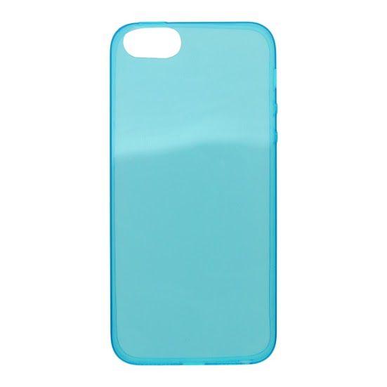 Mobilnet SLIM pouzdro pro iPhone 5 (modré)