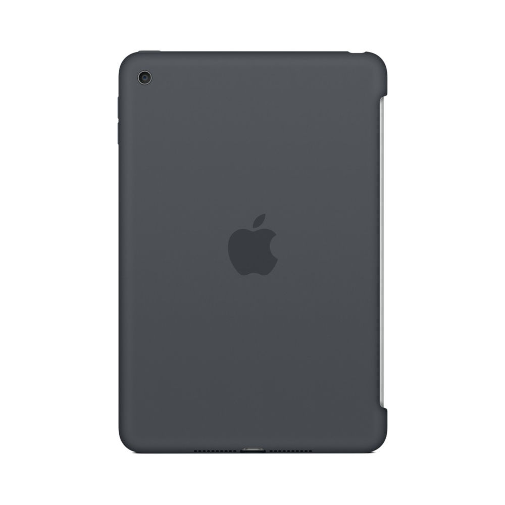 Apple iPad mini 4 Silicone Case - (Charcoal Gray) MKLK2ZM/A