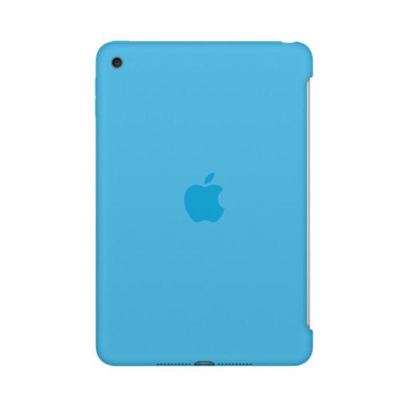 Apple iPad mini 4 Silikonové pouzdro - (modré) MLD32ZM/A