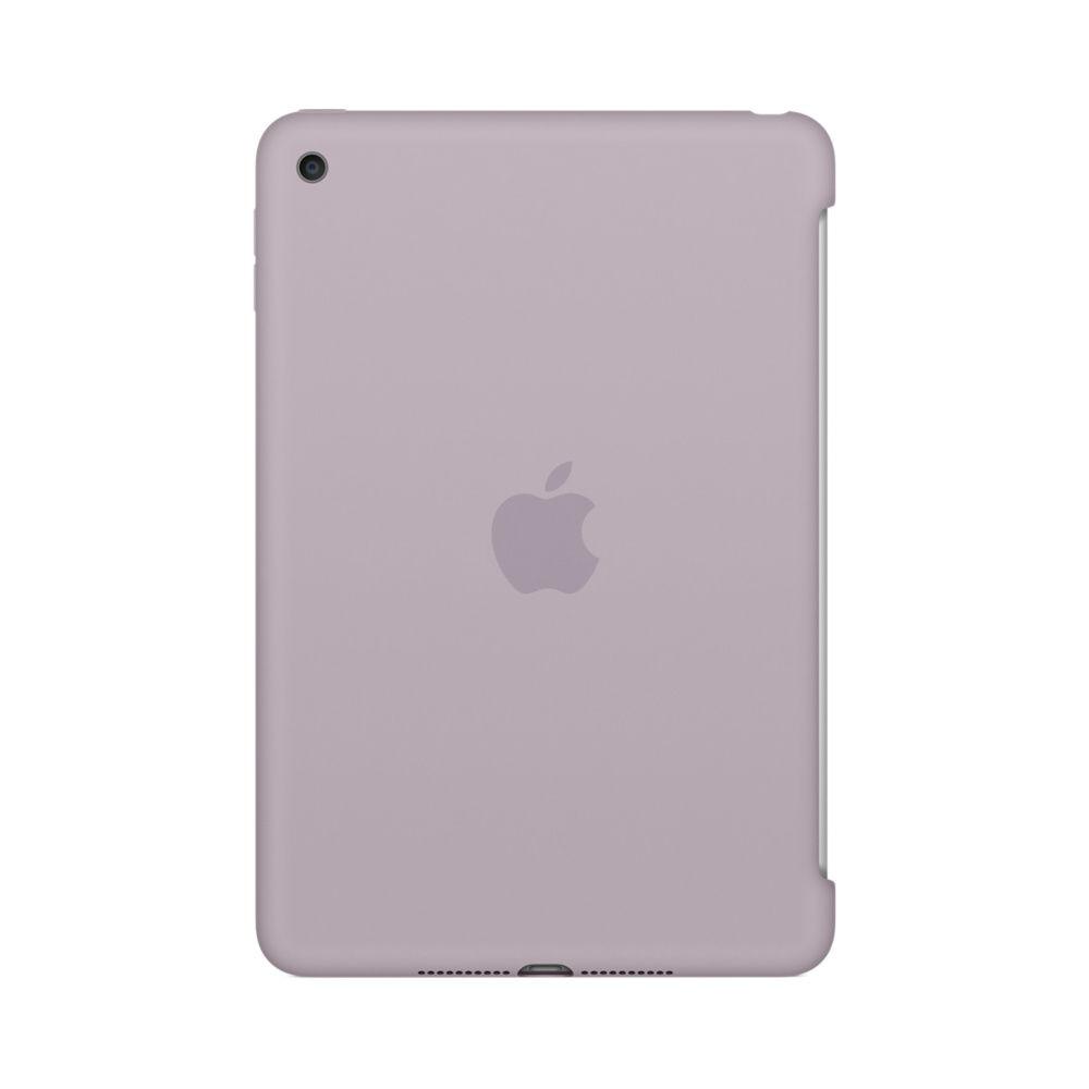 Apple iPad mini 4 Silikonové pouzdro - Lavender MLD62ZM/A