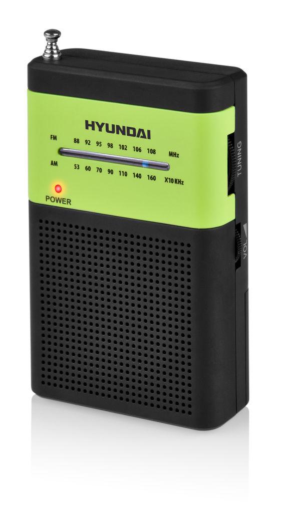 Hyundai PPR 310 BS (černo-zelené)