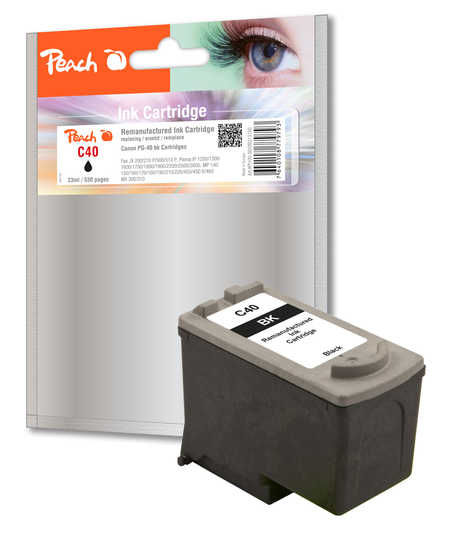 Peach PG-40 XL (černá)