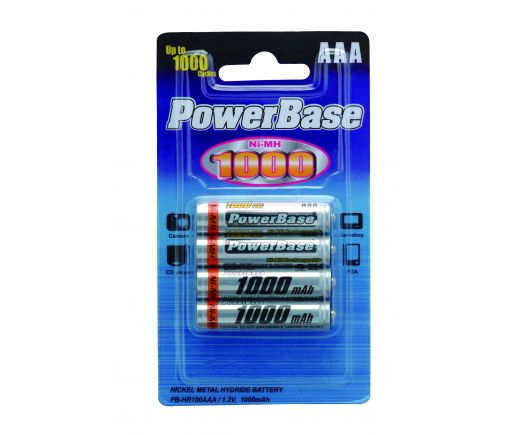 Winner nabíjecí baterie AAA 1000 mAh (4ks)