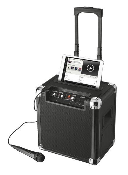 Trust Fiësta Plus Bluetooth Party Speaker (černý)