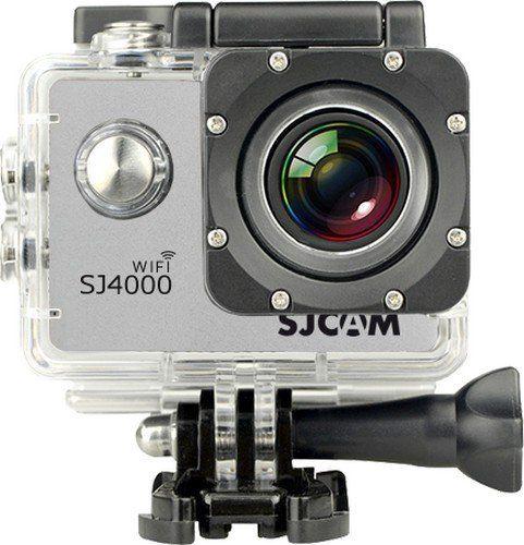 Sjcam SJ4000 WIFI (stříbrná)