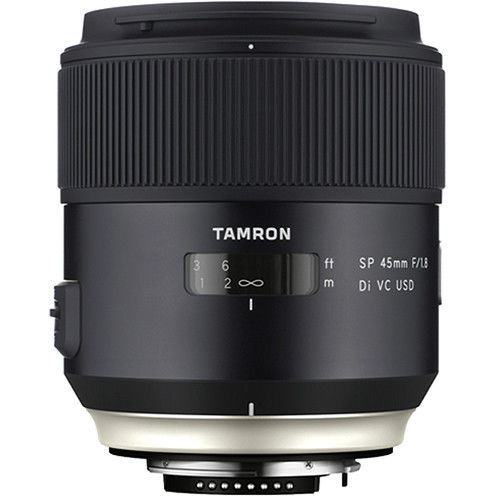 Tamron SP 45mm F/1.8 Di VC USD pro Nikon