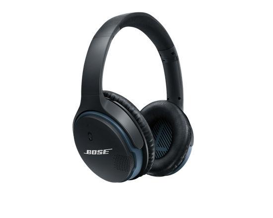 Bose SoundLink around-ear wireless II (černá)