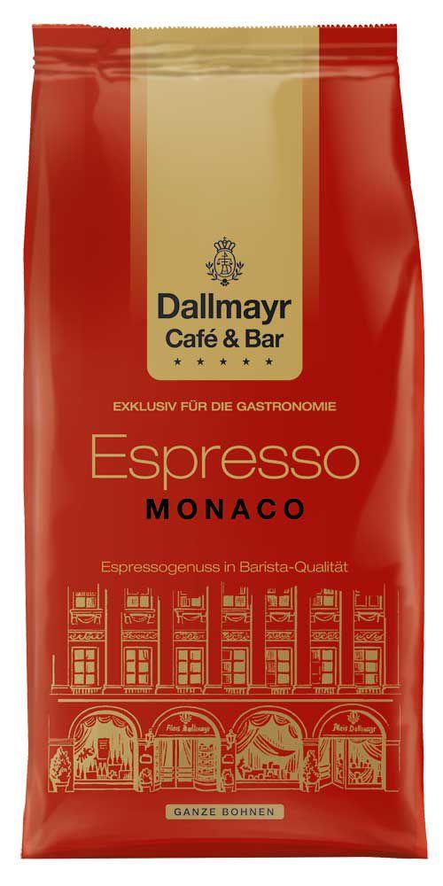 Dallmayr Espresso Monaco zrnková 1kg - káva