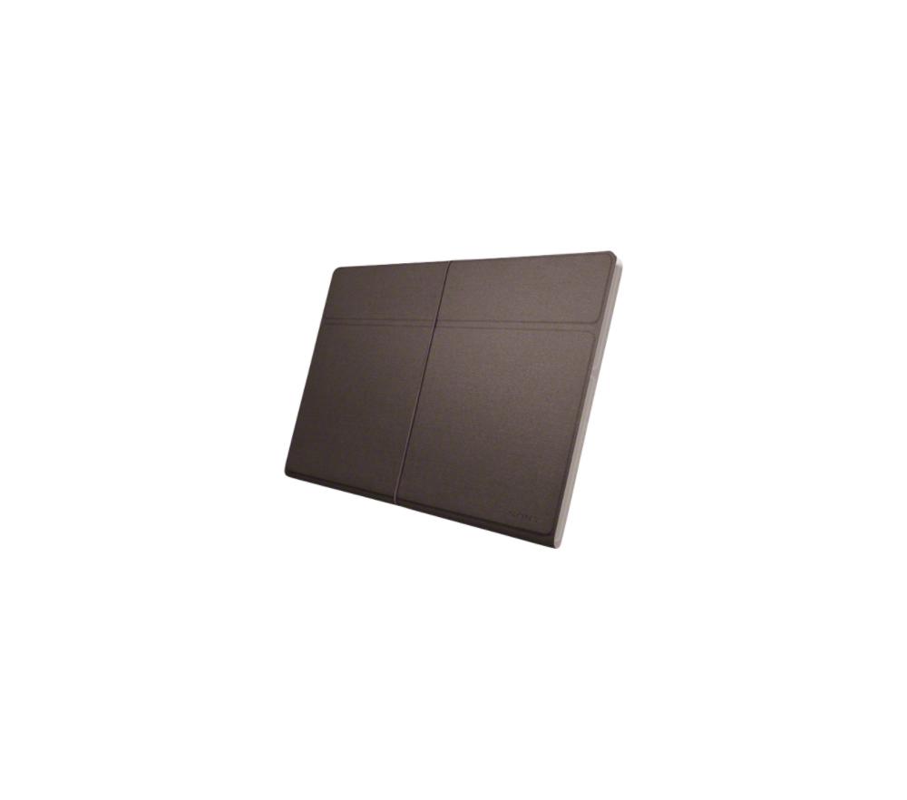 SONY SGPCV4 / H Elegantní barevné pouzdro pro Xperia Tablet, šedé