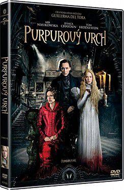 Purpurový vrch - DVD film