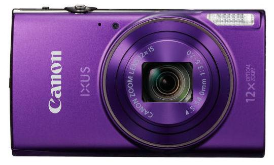 Canon IXUS 285 HS (fialový)