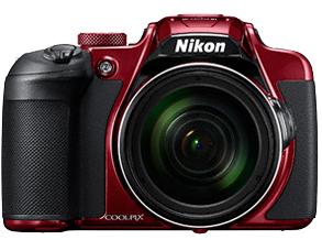Nikon Coolpix B700 (červený)
