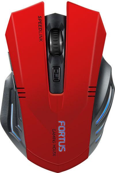 SpeedLink Fortus Gaming Mouse (černá)
