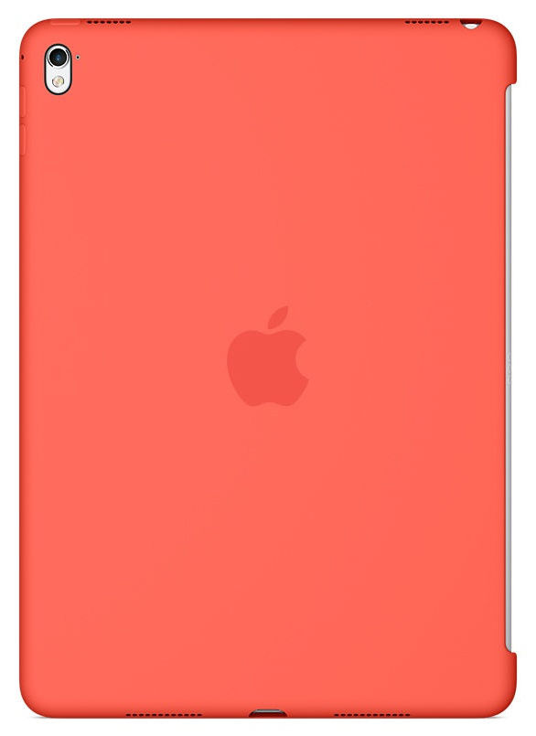 "Apple 9.7"" iPad Pro Silicone Case (meruňka), MM262ZM/A"