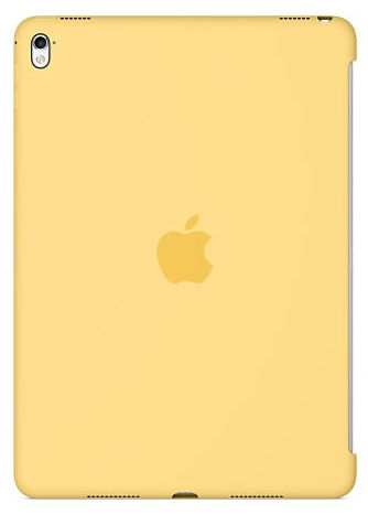 "Apple 9.7"" iPad Pro Silicone Case (žlutá), MM282ZM/A"