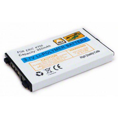 Aligator baterie pro Sony Ericsson T230 / Z200 / K500 / K700, Li-Pol 950 mAh