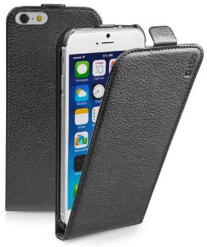 SBS Flip pouzdro pro Apple iPhone 6/6S (černé)