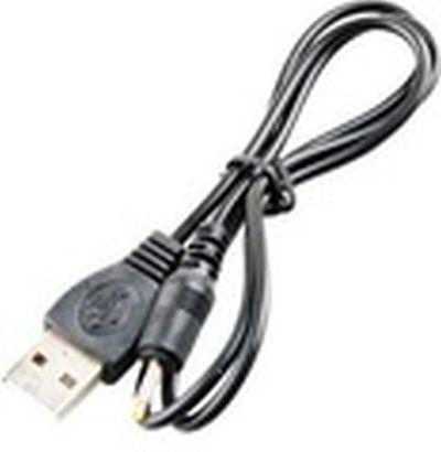 GoClever napájecí kabel USB - DC jack 2,5 mm, délka kabelu 1 m
