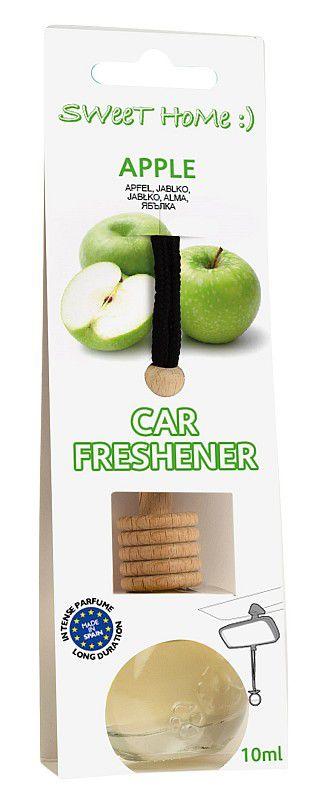 Sweet Home Jablko - vůně do auta 10 ml