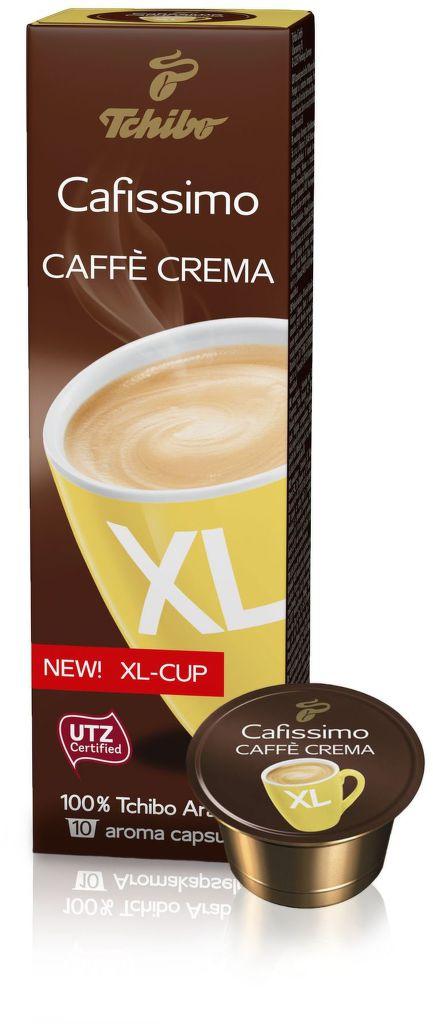 Tchibo Cafissimo Caffé Crema XL (10ks)