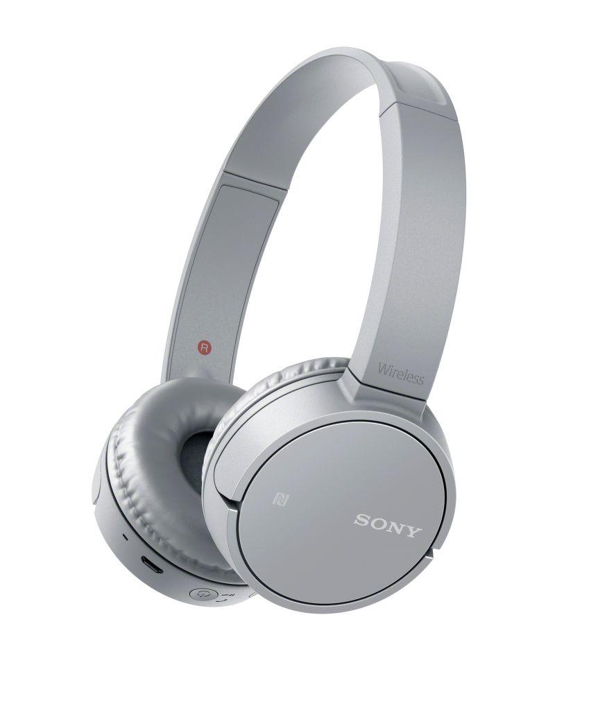 Sony MDR-ZX220BT (šedá)