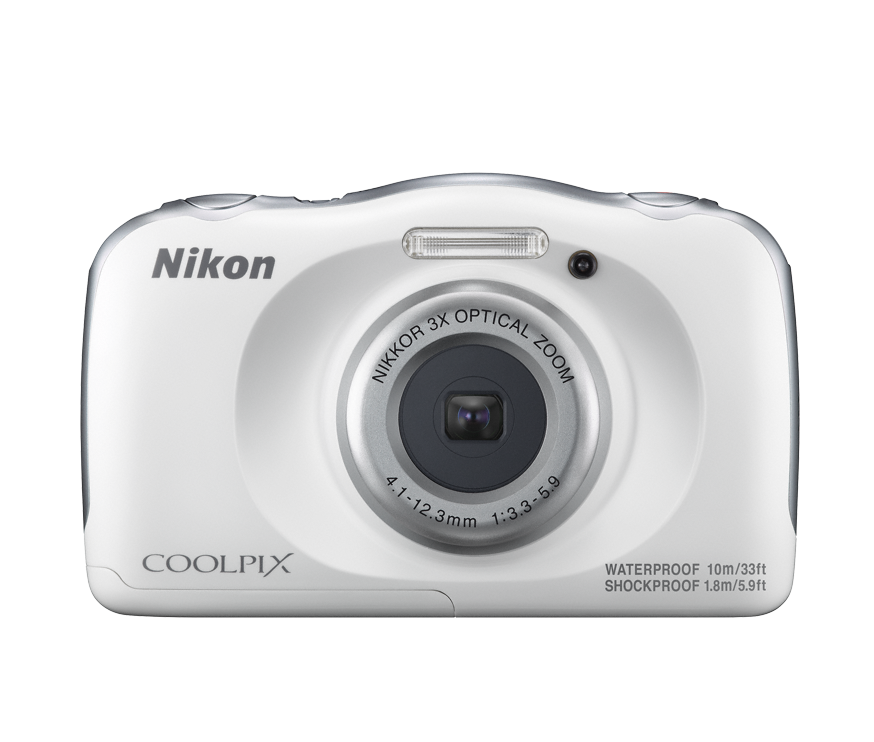 Nikon Coolpix W100 (bílý)